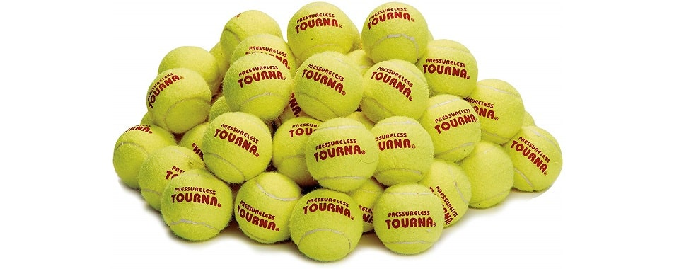 Tourna Pressureless Tennis Balls