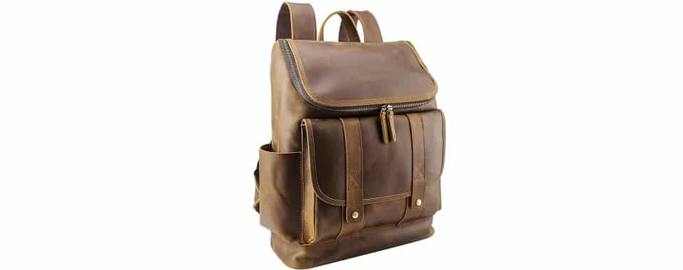 Polare Rustic Full Grain Leather Bag