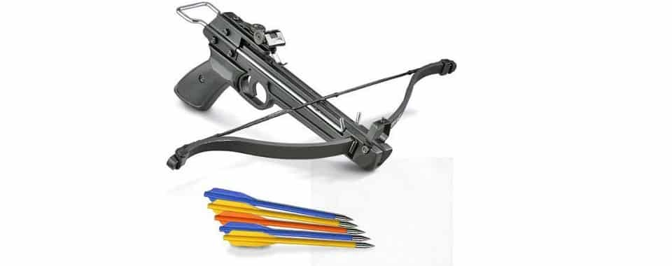 Snake Eye Tactical Mini Crossbow