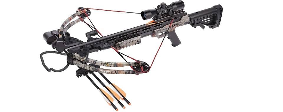 CenterPoint AXCS185CK – Best Rifle Crossbow