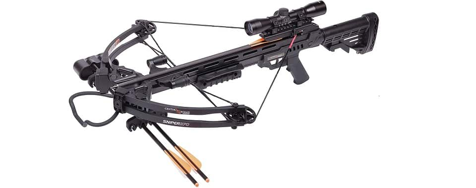 Available at a very affordable price, 350 feet of shooting, more accurate in performance.
