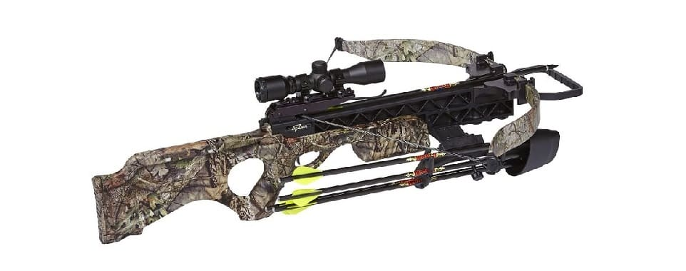 EXCALIBUR Null Matrix – Best Grizzly Crossbow Ever!