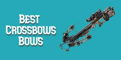 Best Crossbows for Hunting Deer