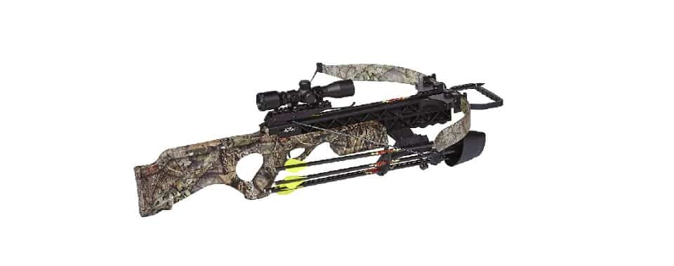 Null Matrix SMF Grizzly - EXCALIBUR CROSSBOW