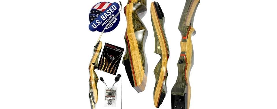 Southwest Spyder - Best Takedown Recurve Bow