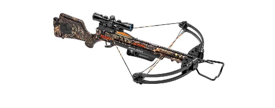 Wicked Ridge Warrior G3 - TenPoint Rifle Crossbow