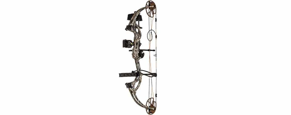 Bear Cruzer G2 – Best Adult Compound Bow