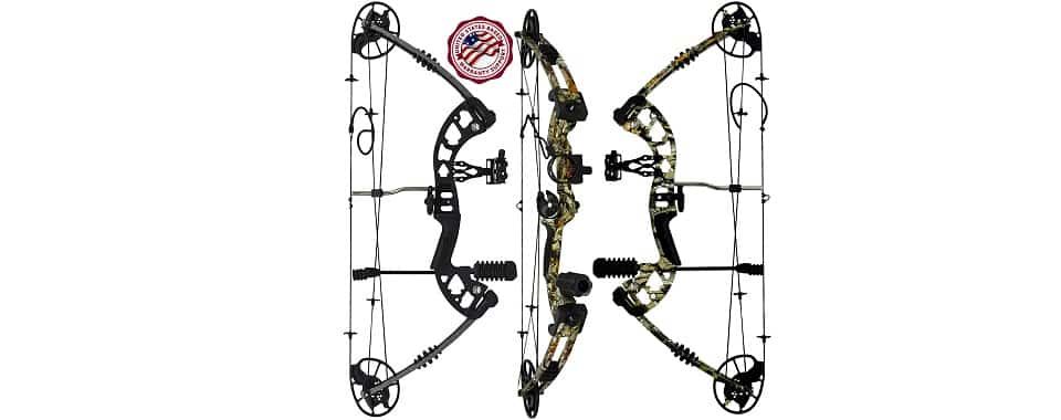 Raptor Compound Bow Kit – Best Bow for Target Shooting
