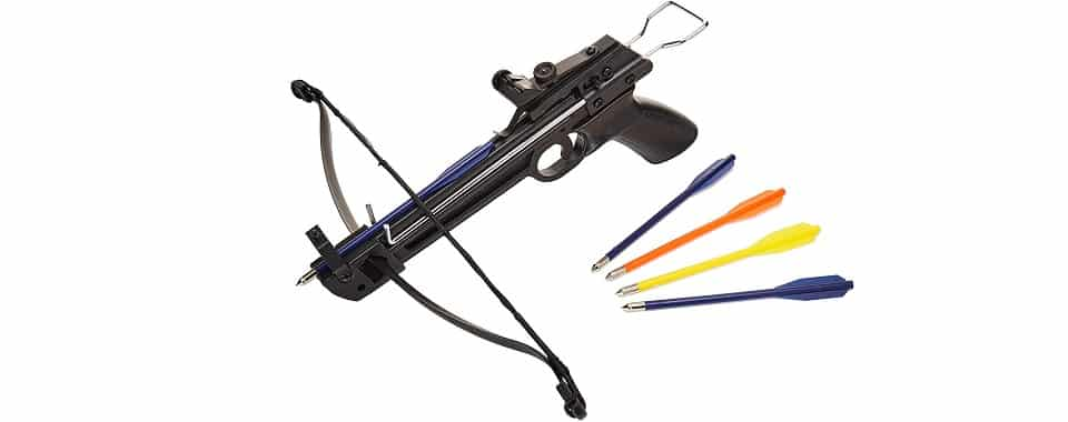 Tactical Crusader – Best Handheld Youth Crossbow
