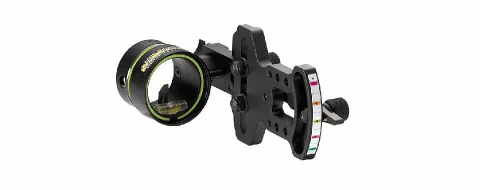 HHA Optimizer Sight – Best Value Single Pin Bow Sight