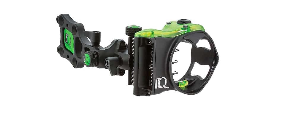 IQ Bowsight – Micro 3 or 5 Pin Bow Sight