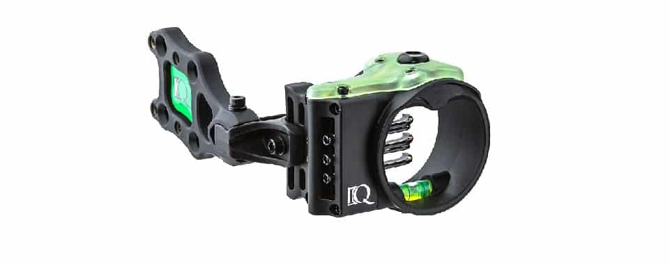 IQ Ultralite 5 Pin – Best Bow Sight for Hunting