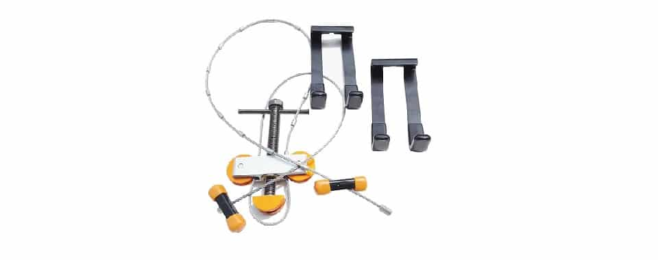MILAEM Archery Bow Press – Best Affordable Portable Bow Press