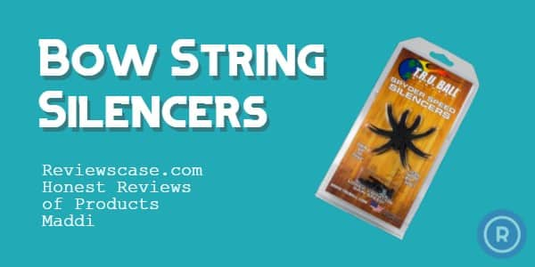 Best Bow String Silencers