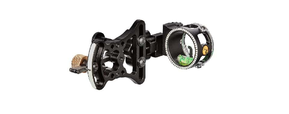 Pursuit vertical Pin – Best Bow Sight for Compound Bows