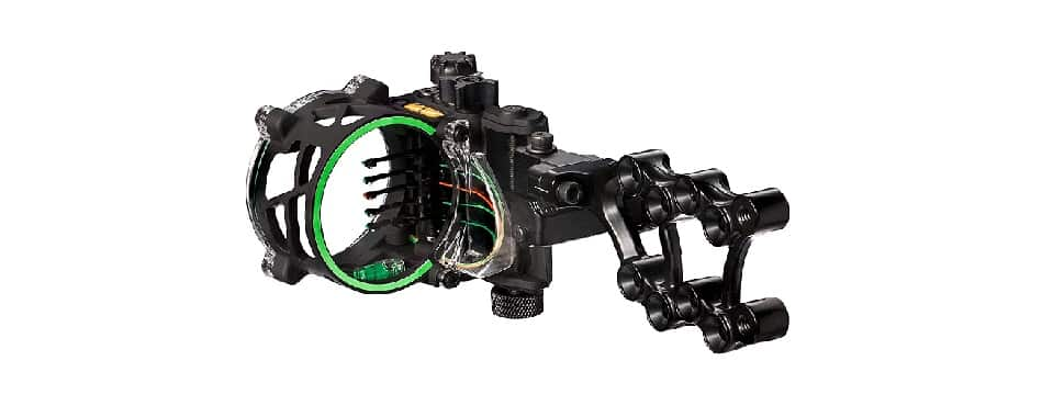 Trophy Ridge Fix Series – Best 5 Pin Bow Sight for Hunting