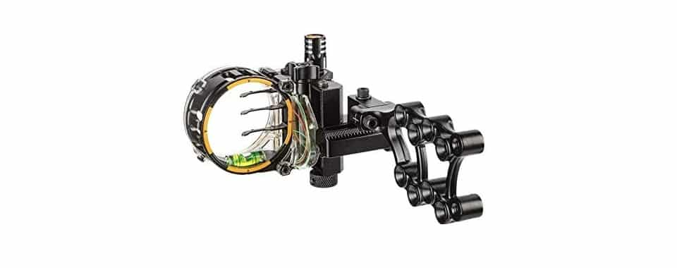 Trophy Ridge Hotwire – Best 3 Pin Moveable Bow Sight