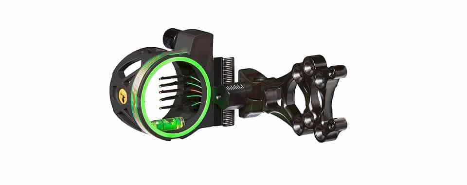 Trophy Ridge Volt 5 – Best Affordable Compound Bow Sight