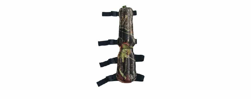 Allen 4 Strap Armguard – Best Archery Arm Guard 2020