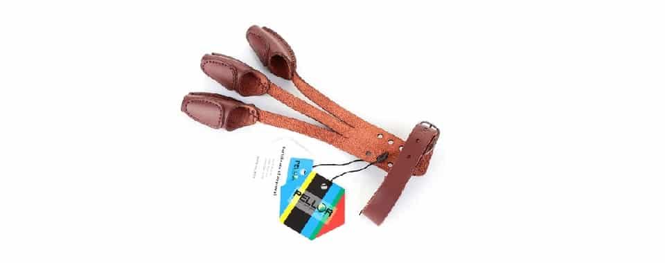 Pellor Handmade 3-Finger – Best Archery Leather Gloves