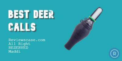 Best Deer Calls