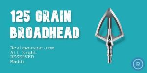 Best 125 Grain Broadhead