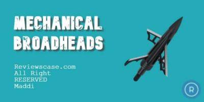 Best Mechanical Broadheads