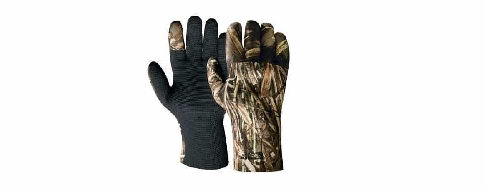 Glacier Glove Aleutian – Best Full Finger Neoprene Gloves