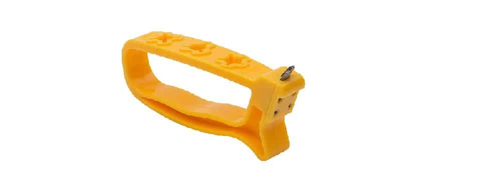 Smith's BHS Broadhead Sharpener – Best Sharpener with Wrench